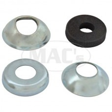1955-1957 Ford Thunderbird Upper Ball Joint Seal And Washer Set