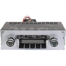 1955-1979 Ford Thunderbird Custom Autosound USA-230 AM/FM Reciever, 200 Watts
