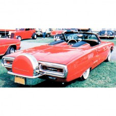 1964-1966 Ford Thunderbird Hardtop Or Convertible Continental Kit