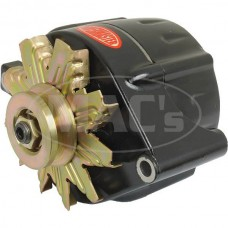 140 Amp Internally Regulated Alternator with Black Finish