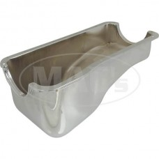 1955-1979 Ford Thunderbird Chrome Plated Oil Pan For 429/460 Engines