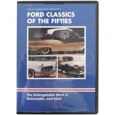 Video, Ford Classics Of The 50's