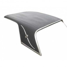 1961-1963 Ford Thunderbird Vinyl Top, Black