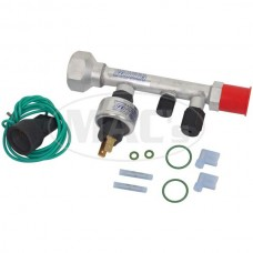 1977-1979 Ford Thunderbird Air Conditioning POA Valve Upgrade, With R134 Refrigerant Fitting