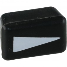 1973-1989 Mercedes® 107 Chassis Fresh Air Vent Center Knob