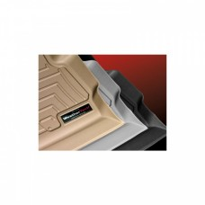 1983-2013 Mercedes® WeatherTec Grey Rear Floor Mats