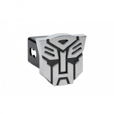 "Camaro Transformers Autobot Logo 2"" Billet Trailer Hitch Receiver Cover"