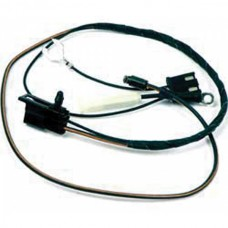 Firebird Wiring Harness, Air Conditioning, 305, Compressor to A/C Harness, Without Diode, 1980-1981