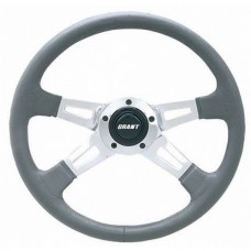 1967-2002 Camaro Steering Wheel, Gray, Collectors Edition