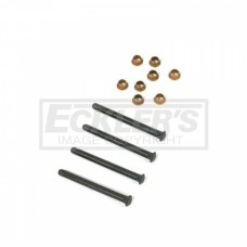 1949-1954 Chevy Door Hinge Pin And Bushing Kit, Two Door