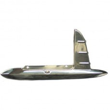 1953-1954 Chevy Stainless Steel Gas Door Guard