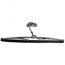 1949-1954 Chevy Wiper Blade, Windshield, Stainless Steel, Except Hardtop & Convertible, 10""