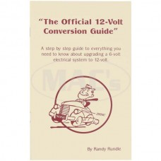 ''The Official 12 Volt Conversion Guide'' By Randy Rundle