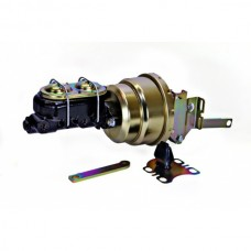 """1955-1959 Ford-Mercury 7"""" Brake Booster/Master Cylinder Combo"""
