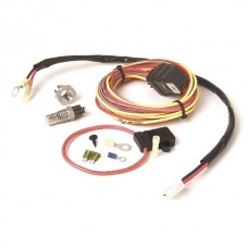 Be Cool, Single Electric Fan Wiring Harness Kit, With Thermo Switch| 75021 Camaro 1967-1969