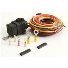 Be Cool, Single Electric Fan Wiring Harness Kit, Without Thermo Switch| 75017 Camaro 1967-1969