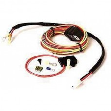 Be Cool, Dual Electric Fans Wiring Harness Kit| 75117 Camaro 1967-1969