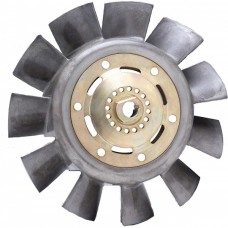 "11 Blade Fan, For Use With 3.25"" Pulley, 911/930For Porsche®, 1976-1989"