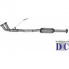 1983-1989 Porsche® 944 California Only Catalytic Converter