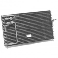 AC Condenser, 928 Automatic For Porsche®, 1987-1991