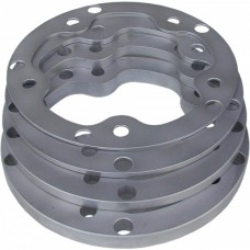 "1955-1963 Porsche® Weltmeister 1/4"" Wheel Spacers"