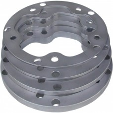 "1955-1963 Porsche® Weltmeister 1/2"" Wheel Spacers"