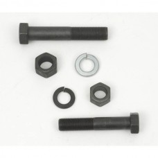 Camaro Square Radius Rod Stop & Bumper Mounting Hardware Kit, 1967