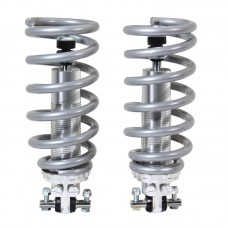 1955-1957 Chevy Front Coil-Over Shock Conversion Kit, Dual Adjustable Small Block, CPP, 450lb Spring Rating